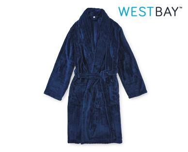 Men's Coral Fleece Robe
