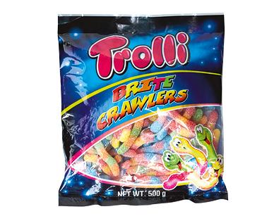 Trolli Brite Crawlers Value Pack 500g